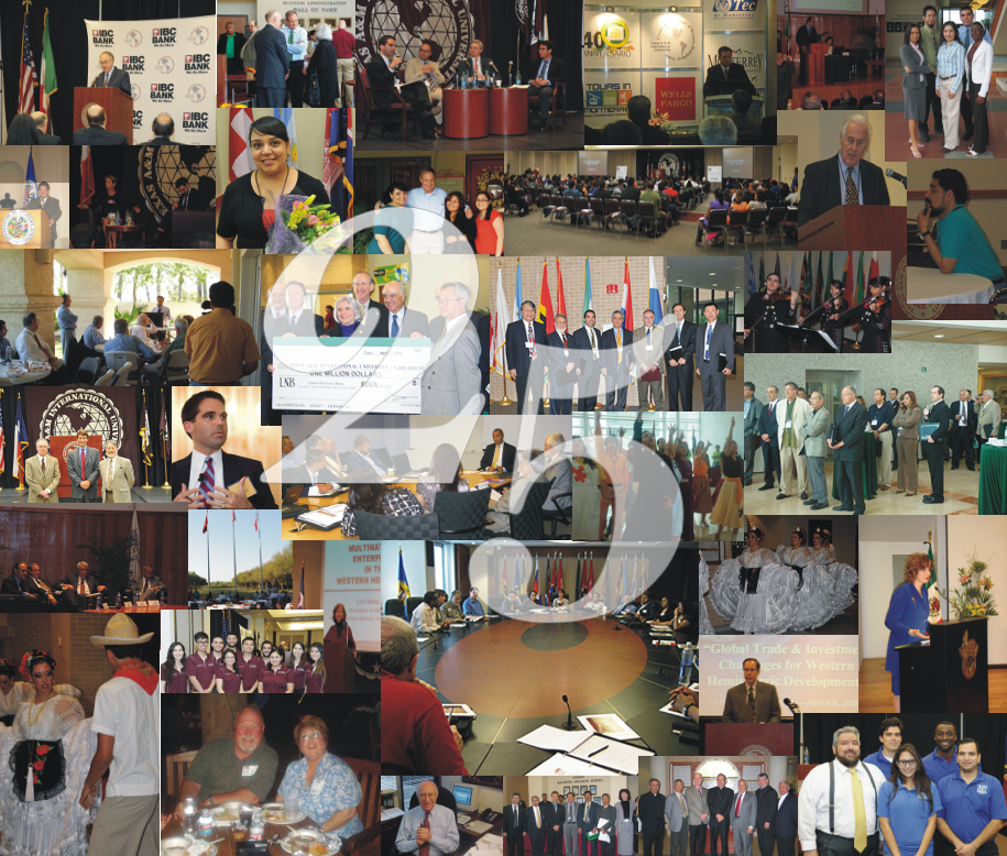 25 years of Excellence Collage