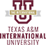 TAMIU Logo and link